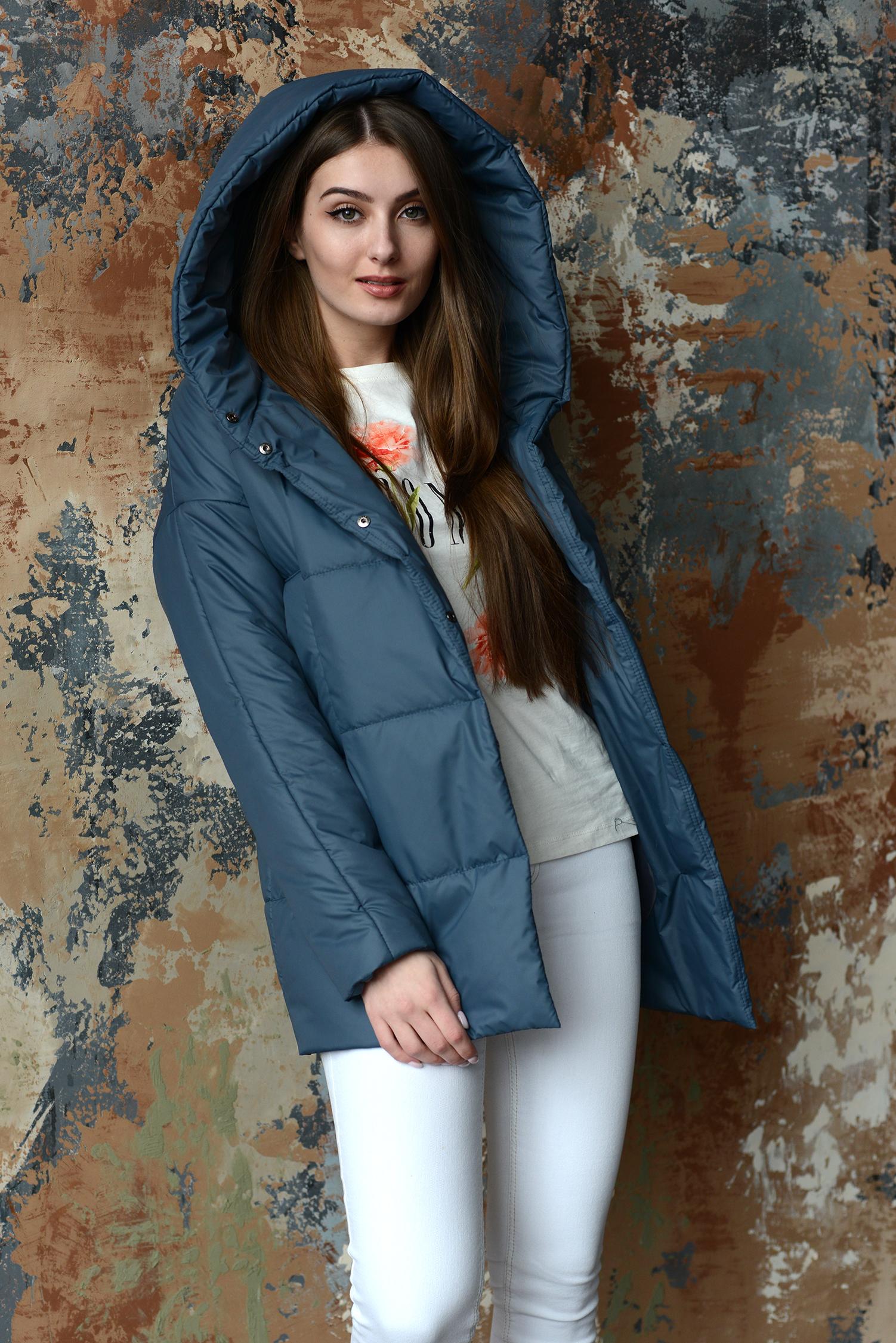 куртка деми 93558 маренго