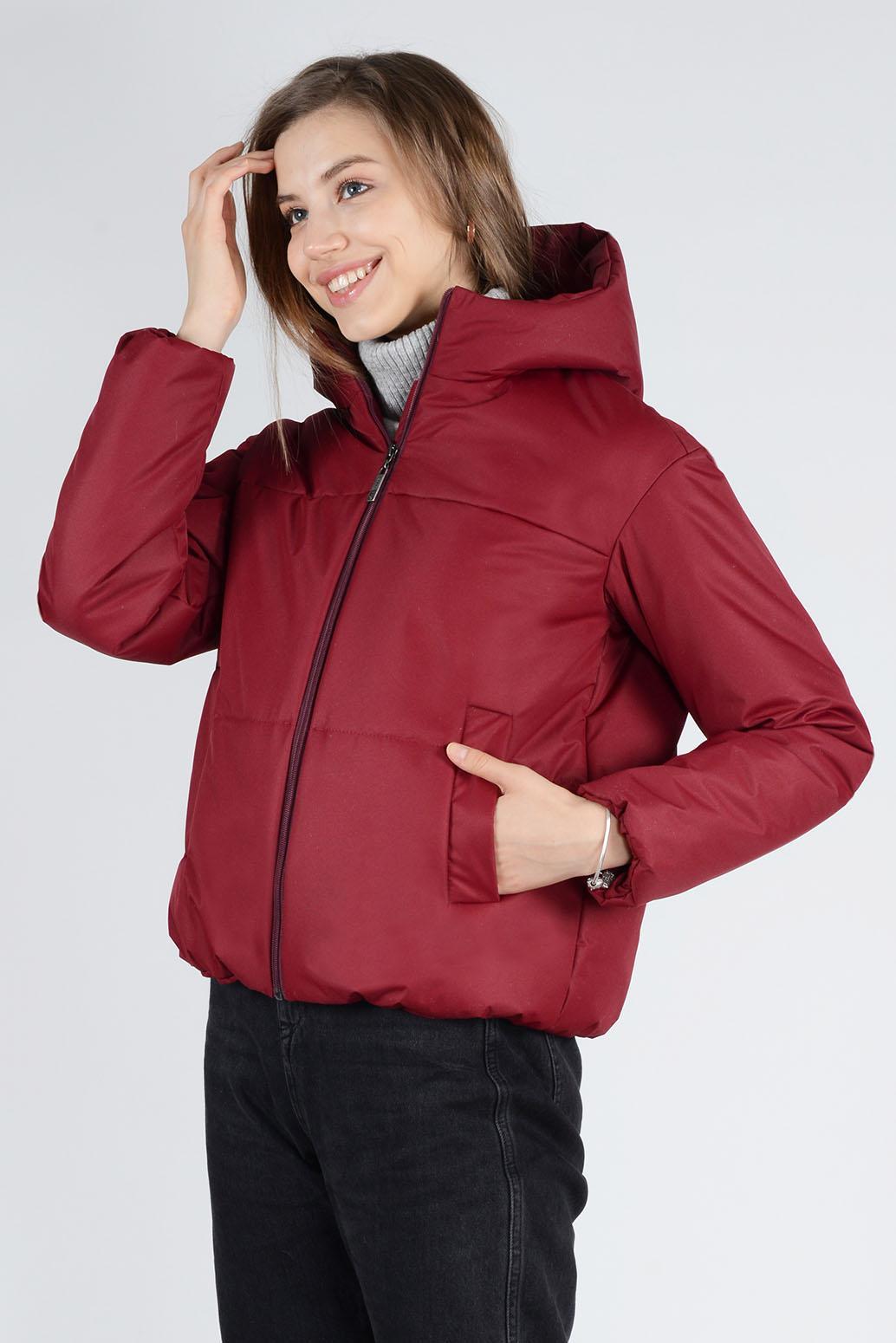Куртка женская 13658 бордо