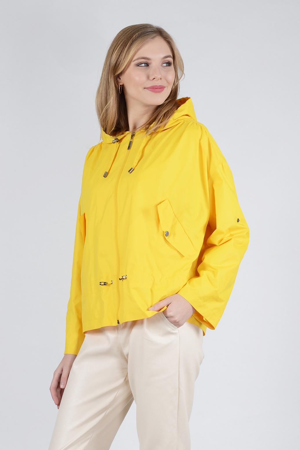 Куртка женская 13671 желтый