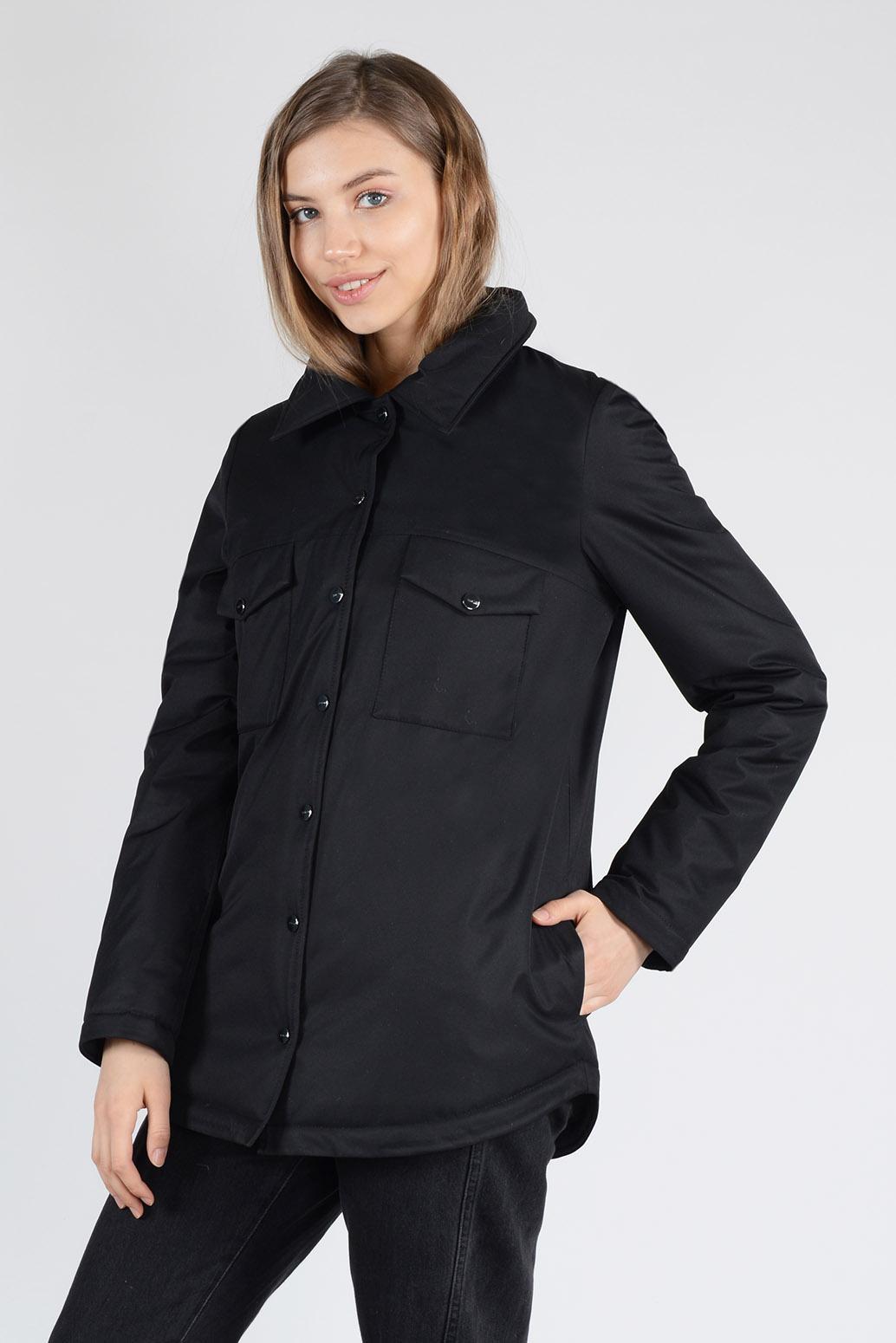 Куртка деми 13675 черный