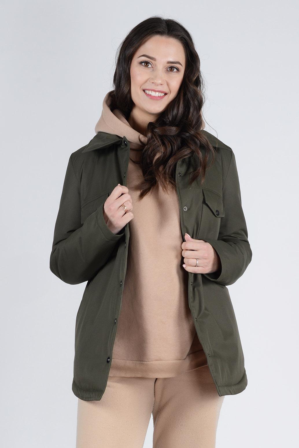 Куртка деми 13675 защитный