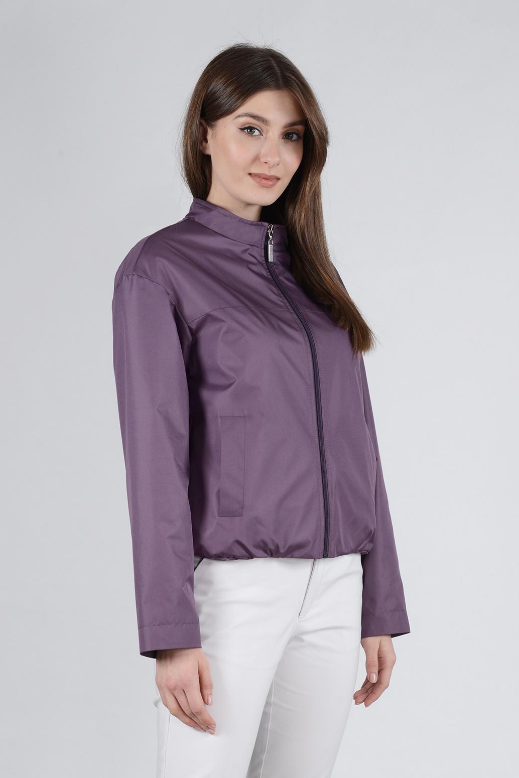 Куртка женская 13668 сливовый