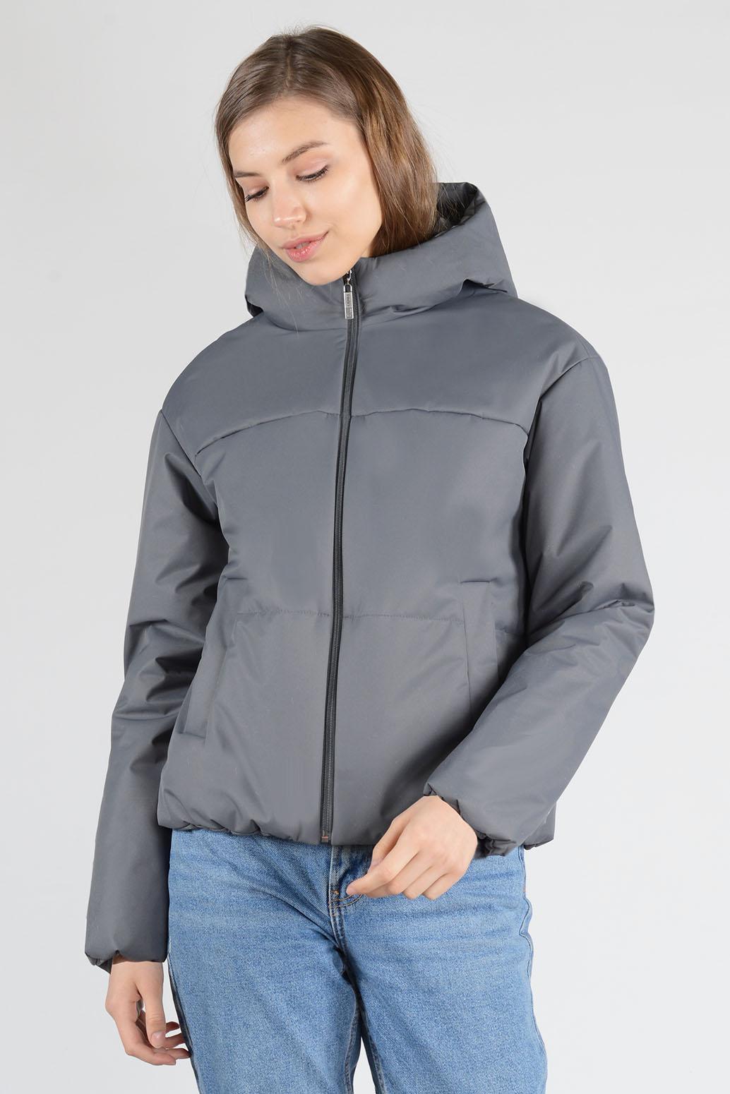 Куртка женская 13658 антрацит