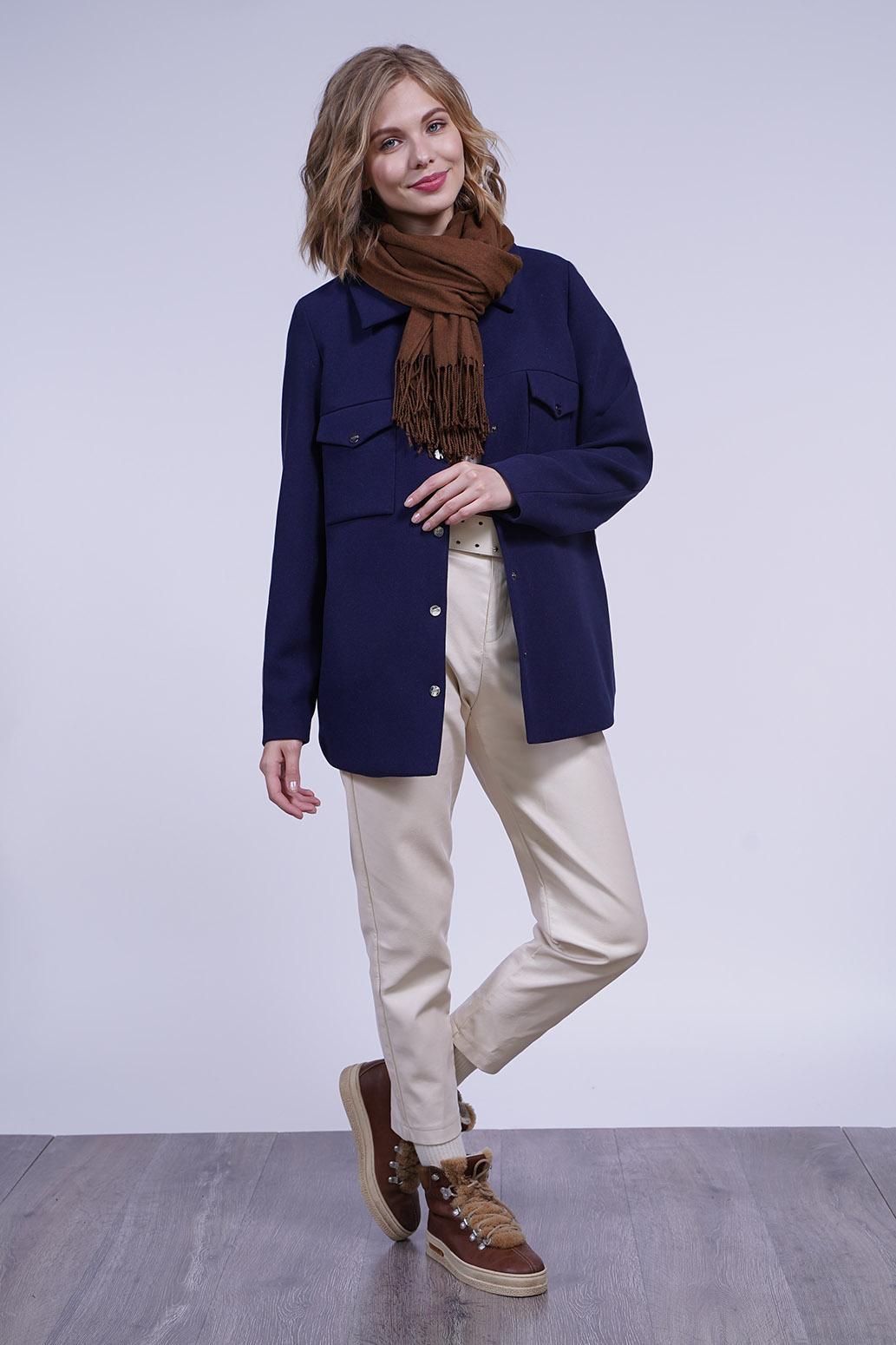 Куртка женская 13701 синий