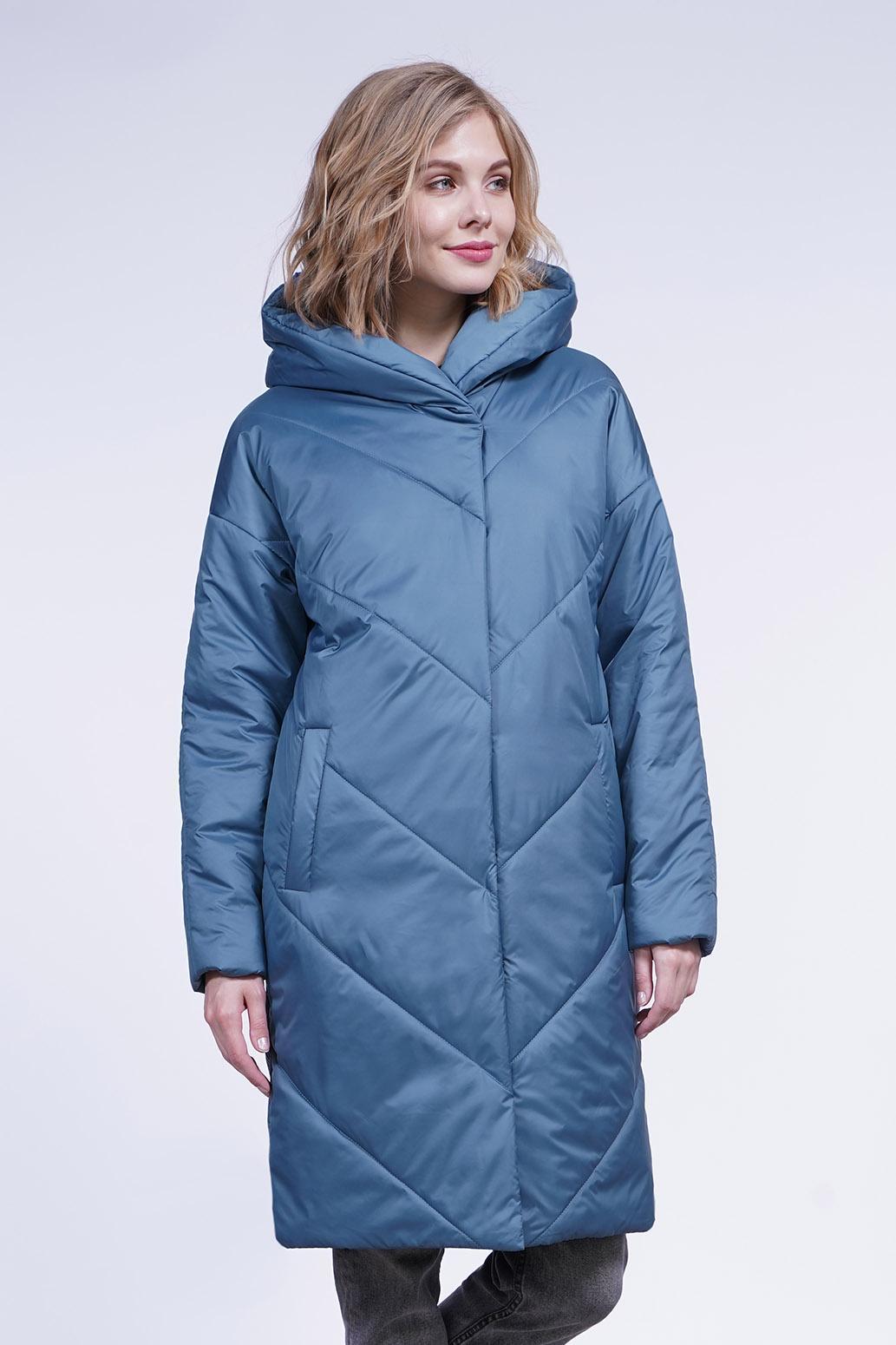 Пальто деми 13700 лагуна