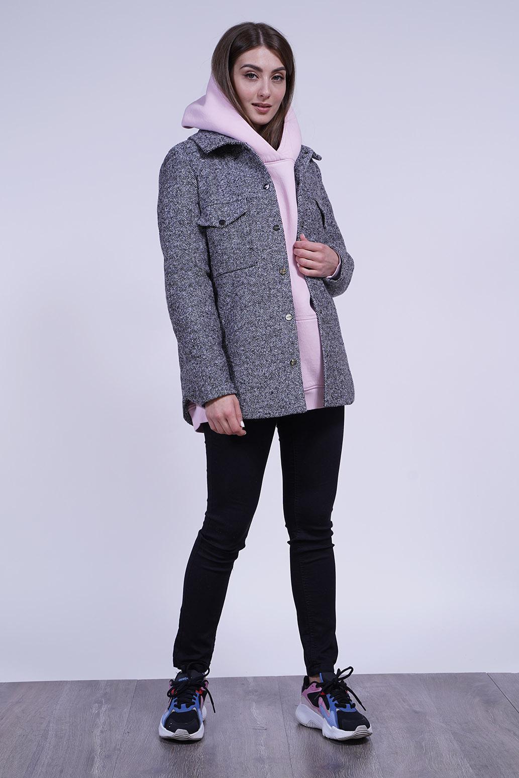 Куртка женская 13701 серый