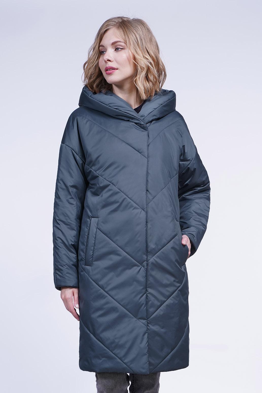 Пальто деми 13700 маренго
