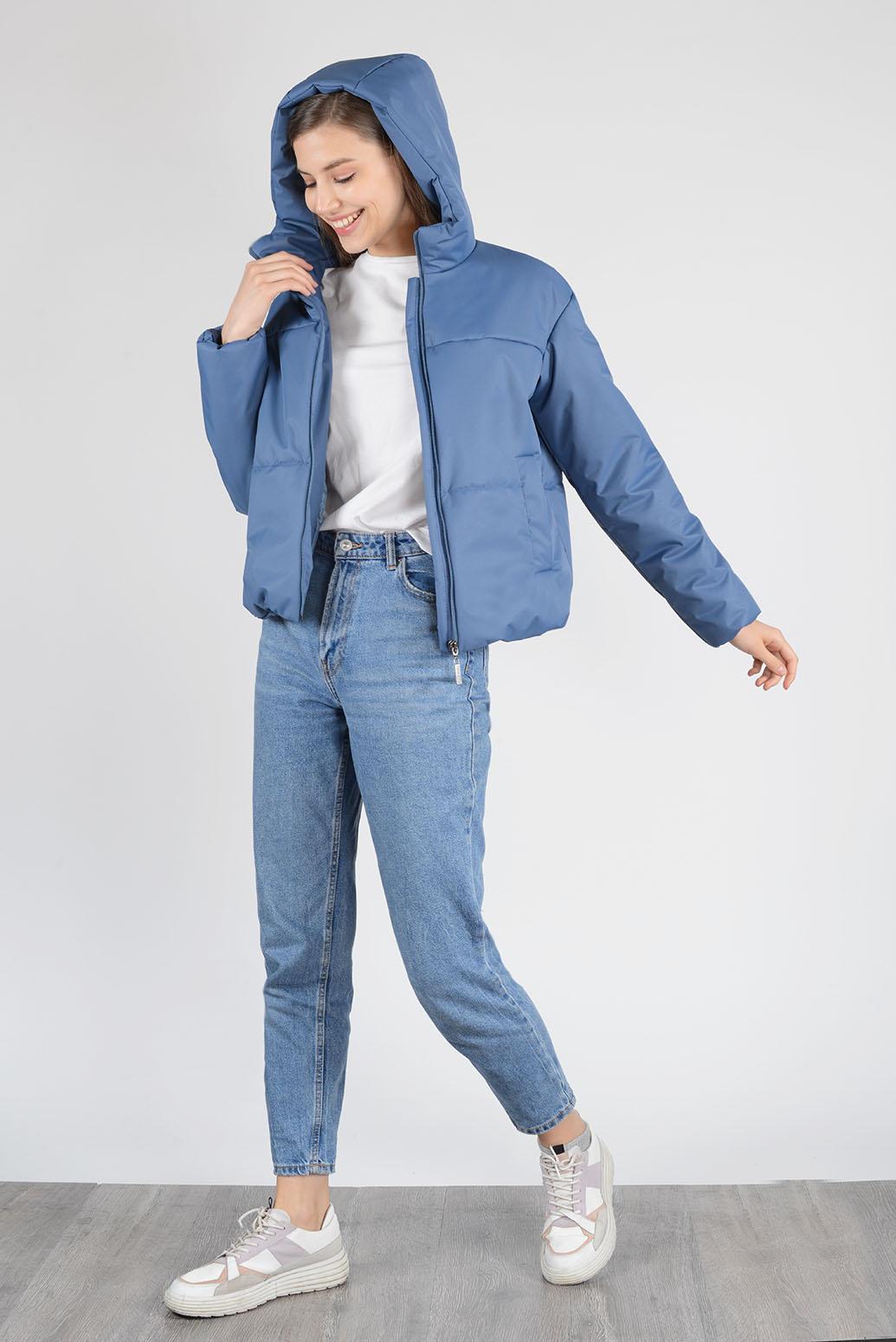Куртка деми 13658 деним