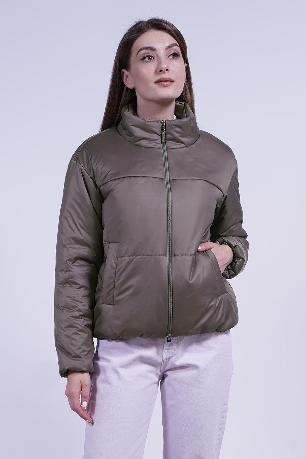 Куртка деми 13696 кофе