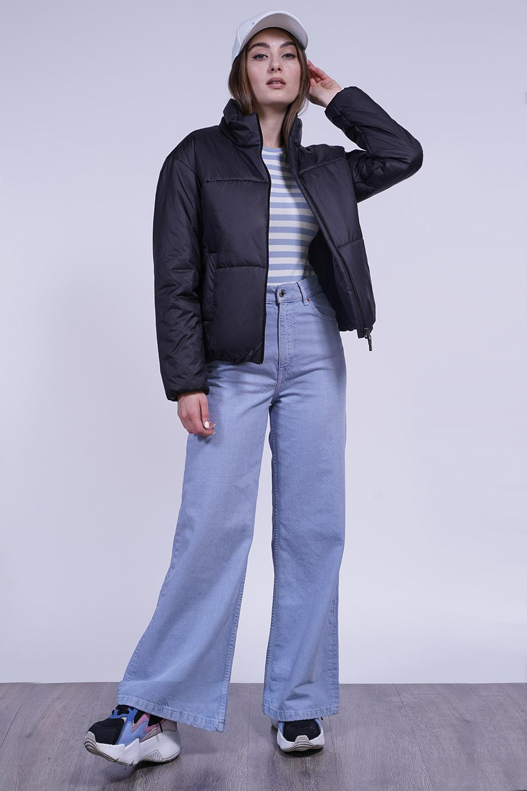 Куртка деми 13696 черный