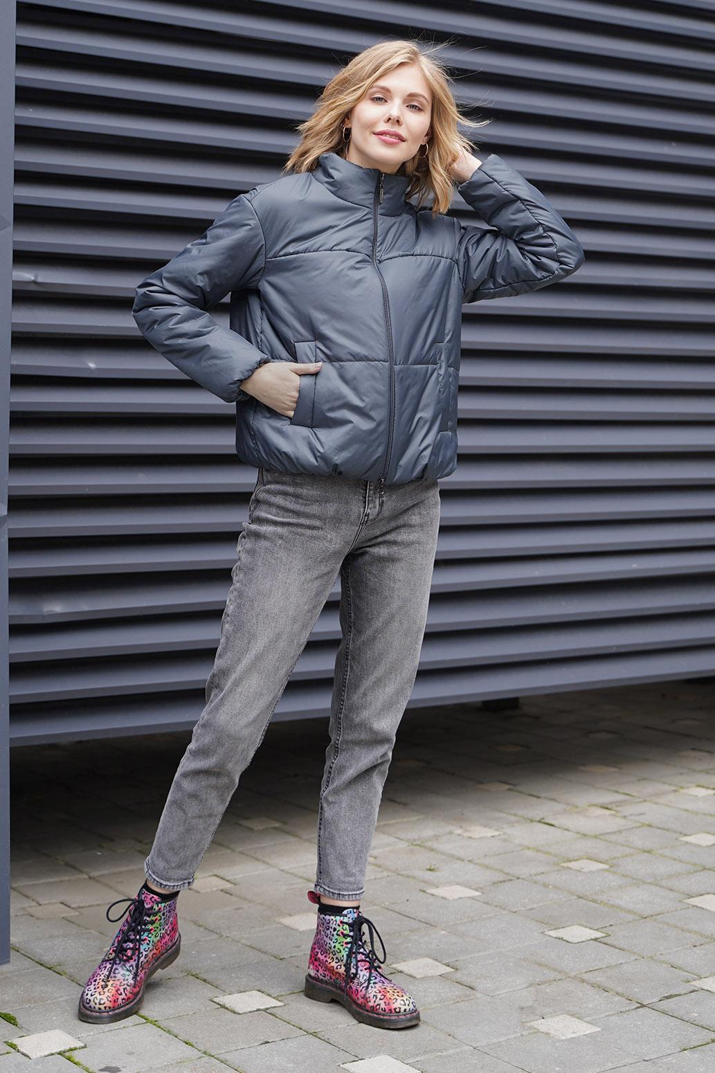 Куртка деми 13696 маренго