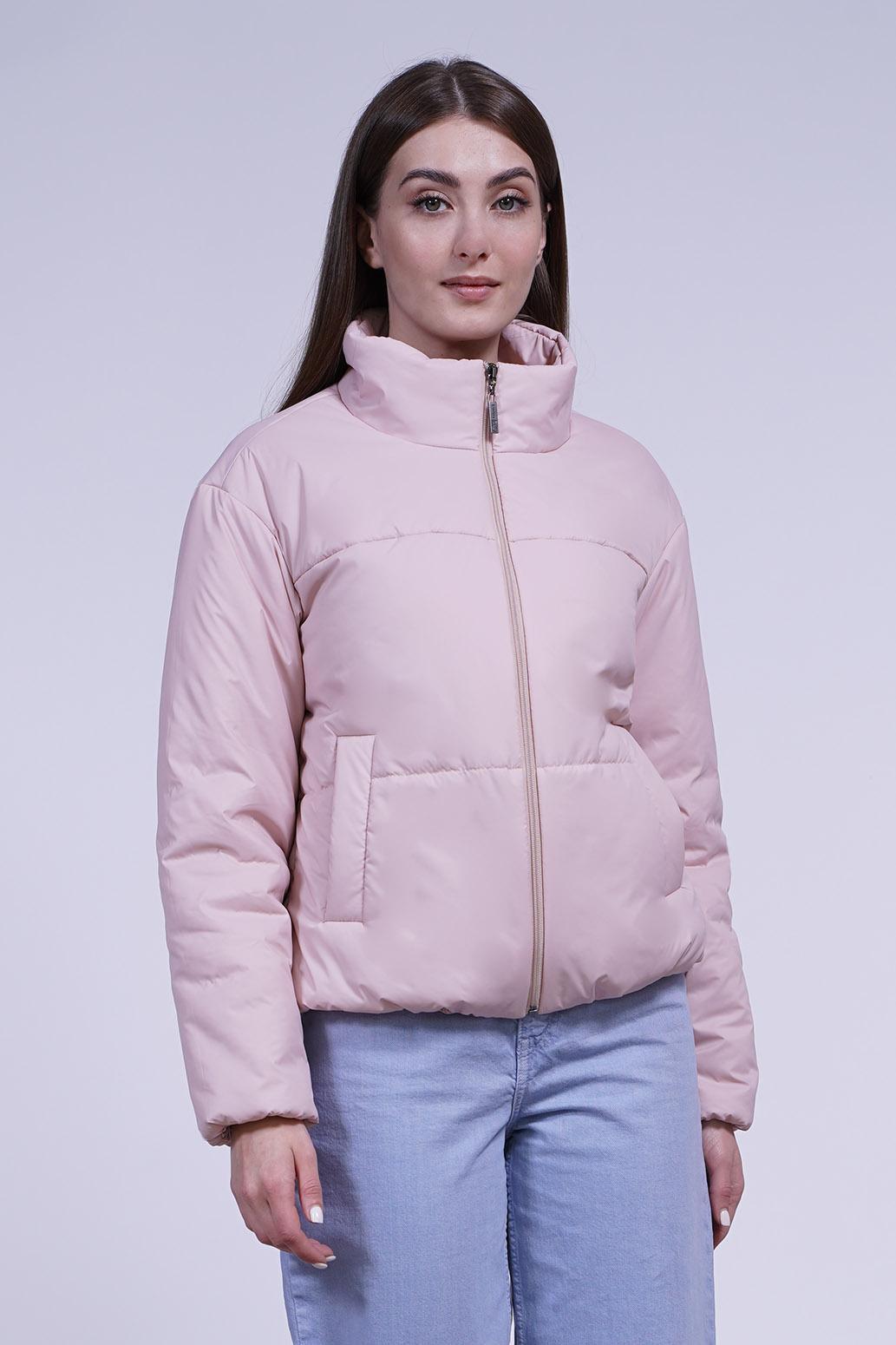 Куртка деми 13696 жемчужный