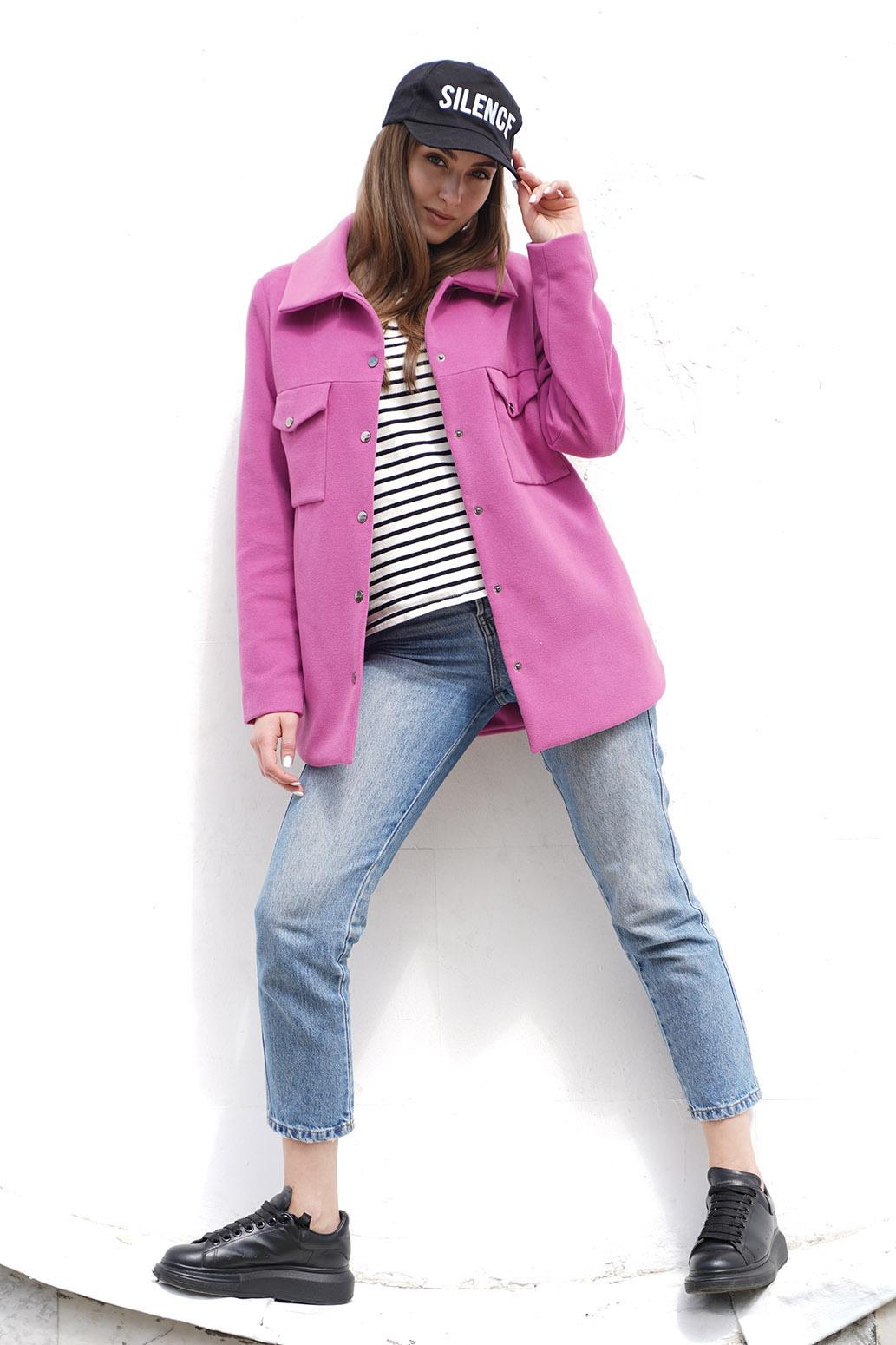 Куртка женская 13701 фуксия